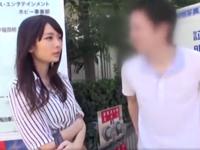 【エロ動画】ナンパされ擦股だけのはずが騎乗位で中出しされちゃう貧乳美少女のJDちゃん