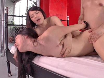 【エロ動画】催眠&媚薬で完全痴女化したスレンダー美女・古川いおりに顔射ぶっかけ